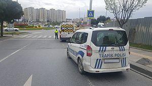 Denetimlerde 200 Okul Servis Aracı trafikten men edildi