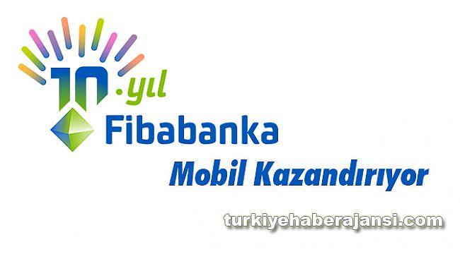 Fibabanka Mobil Kazandırıyor
