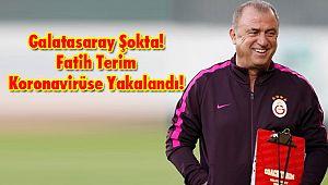 Galatasaray Şokta! Fatih Terim Koronavirüse Yakalandı!