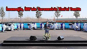 İmamoğlu, İBB'nin 'Coronavirüs Timi'ni Tanıttı