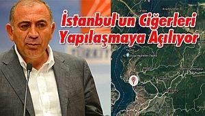 İstanbul'un Ciğerleri Yapılaşmaya Açılıyor