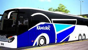 Kamil Koç, muavinli ve ikramlı otobüs seferlerine yeniden başladı
