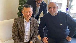 Oyuncu Ahmet Kural'dan Kütahya tanıtımına destek