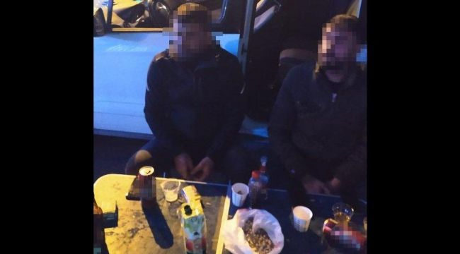Polis, Sosyal İzolasyon'a Uymayan Vatandaşlara CEZA kesti