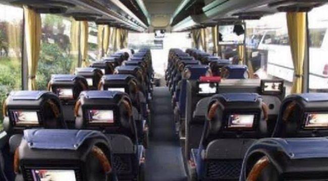 Şehirlerarası Otobüs Yolcu Taşımacılığı için VALİLİK izini