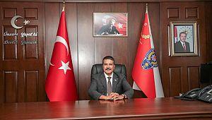 Trabzon Emniyet Müdürü Alper'e başsağlığı mesajı