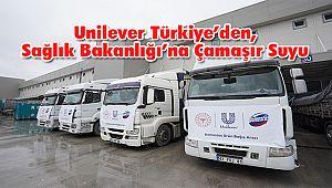 Unilever Türkiye'den, Sağlık Bakanlığı'na Çamaşır Suyu
