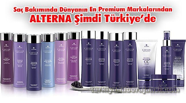 ALTERNA Şimdi Türkiye'de