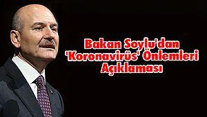 Bakan Süleyman Soylu'dan 'Yola Devam' Açıklaması