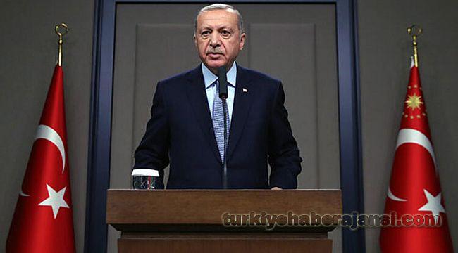 Erdoğan, Türk Polis Teşkilatı'nın 175. Kuruluş Yıl Dönümünü Kutladı