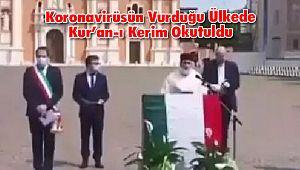 Koronavirüsün Vurduğu Ülkede Kur'an-ı Kerim Okutuldu
