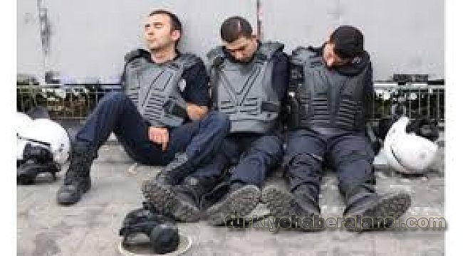 Polis ALKIŞ değil, 3600 ek gösterge istiyor..!