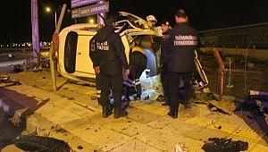 Polis memuru TRAFİK KURBANI