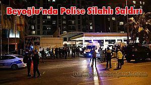 Polise silahlı saldırı : Şüpheli hayatını kaybetti