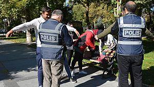 Ankara'da 169 bin şahıs,125 bin oto DENETLENDİ