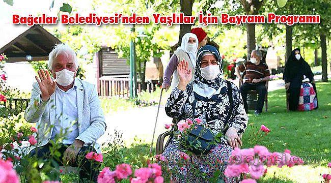 Bağcılar Belediyesi'nden Yaşlılar İçin Bayram Programı