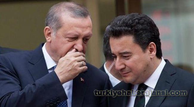 Erdoğan İsim Vermeden Ali Babacan'ı Eleştirdi!