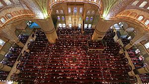 İçişleri Bakanlığı'ndan Camilerin Açılmasına İlişkin Genelge