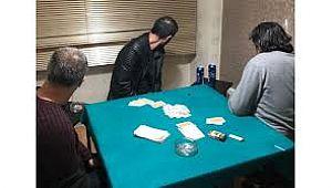 İşyerinde kumar oynayan 24 şahsa 3 bin 180'er lira CEZA