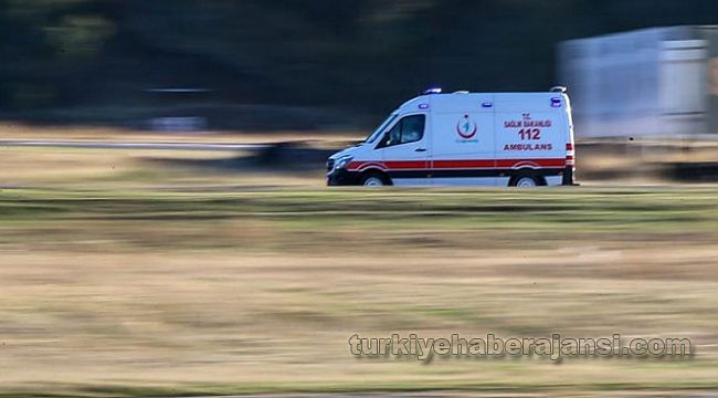 Korona yasağını ambulansla delmeye kalktılar, cezayı yediler..!