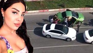 Trafikte sopalı saldırıya uğrayan 3 kadın ŞİKAYETÇİ oldu