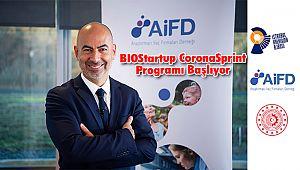 BIOStartup CoronaSprint Programı Başlıyor