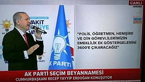 Cumhurbaşkanı Erdoğan'a DİLEKÇE ileten meslektaşlarını bilgilendirdi