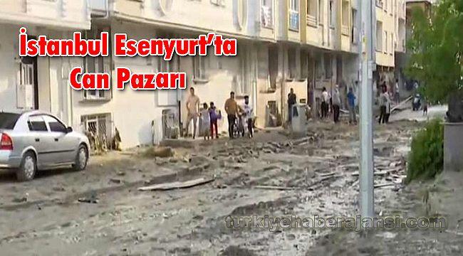İstanbul Esenyurt'ta Can Pazarı