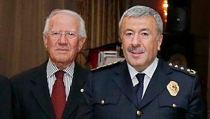 Mustafa Çalışkan'a yeni görevinde başarılar diledi
