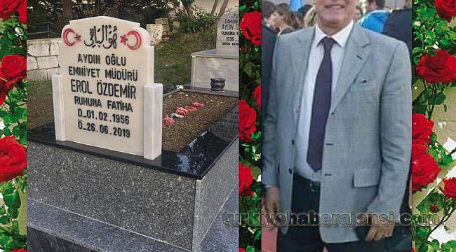 Polis Başmüfettişi Erol Özdemir UNUTULMADI
