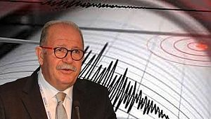 Prof. Dr. Şükrü Ersoy'dan Korkutan Deprem Sözleri!
