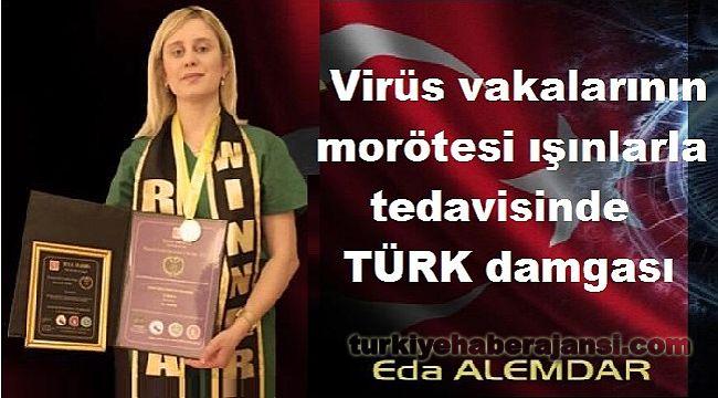 Türk Bilim Kadını Morötesi Işınlarla Tedaviyi İki Yıl Önce Buldu