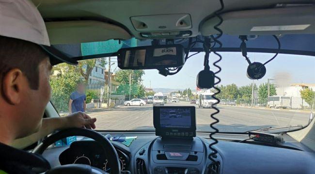 Türkiye genelinde trafikte hız denetimi