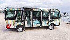 Adalar'da elektrikli araç ücret tarifesi belli oldu
