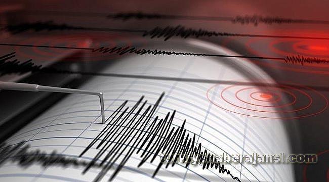 Ankara'da 3.6 Büyüklüğünde Deprem