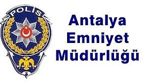 Antalya Emniyetten Haber hakkında AÇIKLAMA