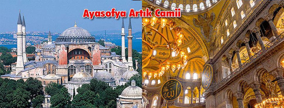 Ayasofya Artık Camii