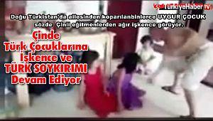Çin'de Türk Çocuklarına İşkence ve TÜRK SOYKIRIMI Devam Ediyor