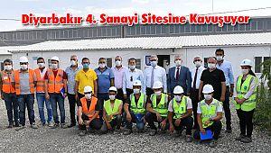 Diyarbakır 4. Sanayi Sitesine Kavuşuyor
