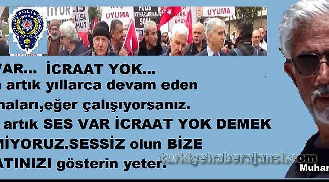 Emekli polisin MAAŞ ADALETSİZLİĞİ isyanı..'