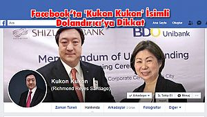 Facebook'ta 'Kukon Kukon' İsimli Dolandırıcı'ya Dikkat