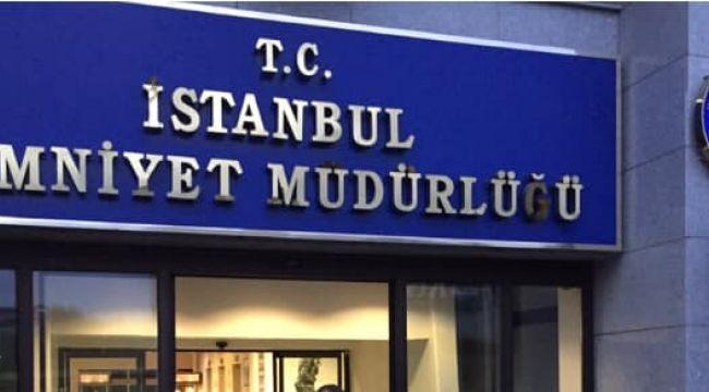 İstanbul'da 40 Emniyet Müdürünün yeri değişti