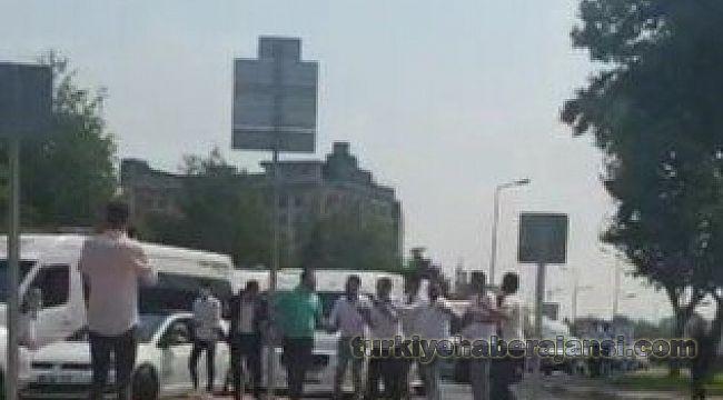 Trafiği durdurup halay çekenlere CEZA kesildi