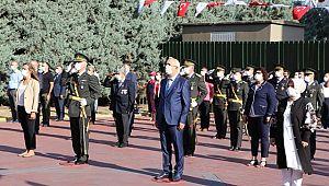 30 Ağustos Zafer Bayramı Sancaktepe'de törenle kutlandı