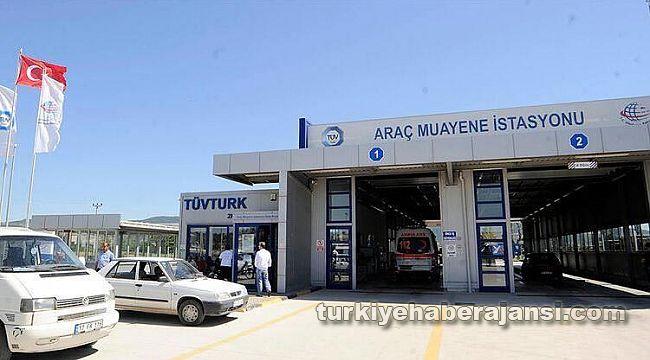Araç muayene süreleri 30 Eylül'e kadar uzatıldı