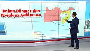 Bakan Dönmez'den Karadeniz'de Keşfedilen Doğalgaz Hakkında Açıklaması