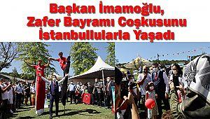 Başkan İmamoğlu, Zafer Bayramı Coşkusunu İstanbullularla Yaşadı