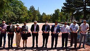 Bilecik'te otopark açılışı gerçekleştirildi