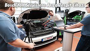Bosch'tan Servislere Arıza Tespit Cihazı