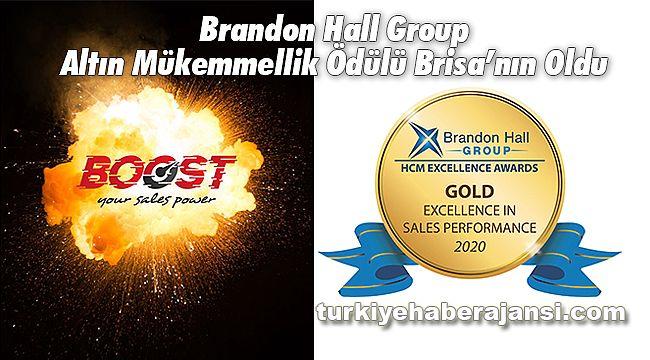 Brandon Hall Group Altın Mükemmellik Ödülü Brisa'nın Oldu